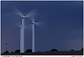 Wind energy plant - Wind energy plants