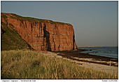 Helgoland - Helgoland - Northern Beach of isle