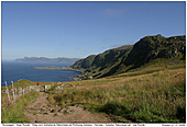 Norway - Runde - Runde - Way in the Nature-Reservat