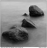 Stones in the Baltic Sea - Rocks in the Baltic Sea