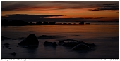 Flensborg Fjord - Sunset at the Fjord of Flensburg