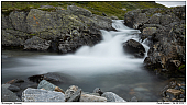 Creek in Norway - Creek in Norway