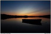 Boat in a lake - Boat in a swedish lake